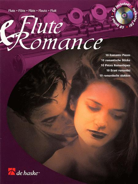 Flute and Romance Music Sheet Cover