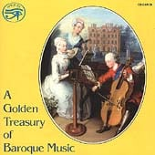 A Golden Treasury of Baroque Music (Baroque Flute)