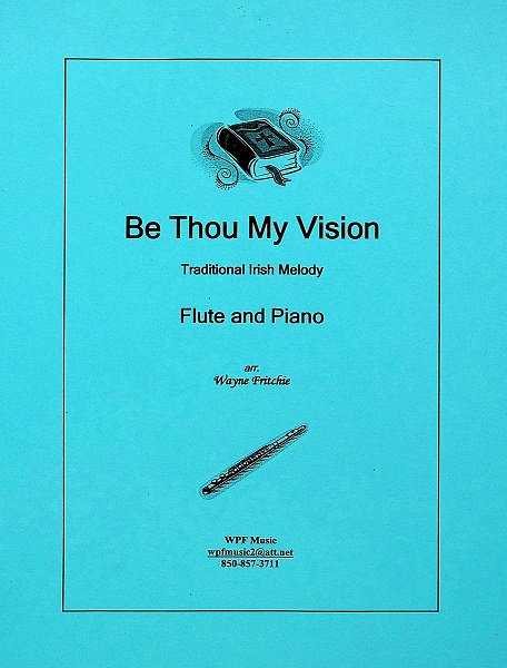 Be Thou My Vision Flute Cover
