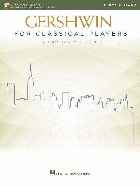 Gershwin for Classical Players Cover
