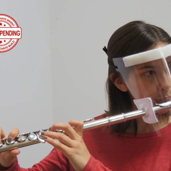 Order Protective Flute Face Shield - Flute World
