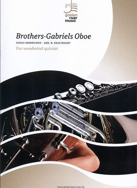 Brothers - Gabriels Oboe for Woodwind Quintet