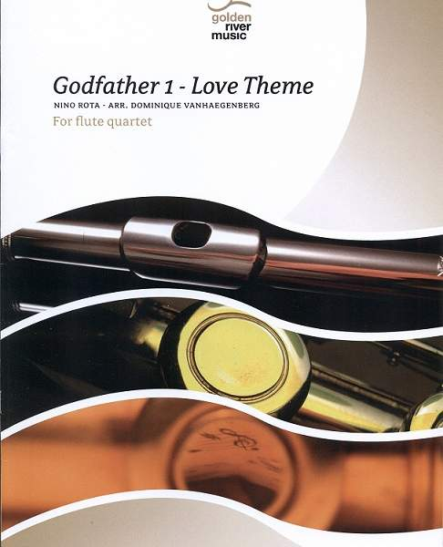 Godfather 1 - Love Theme for Flute Quartet Online from Flute World
