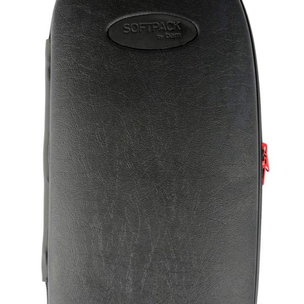 BAM Softpack Combo Case Front View - Flute Bag